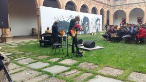 """""""Performance"""" de Miquel Barceló"""