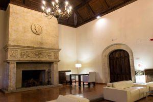 Sala de la Chimenea - Recepción