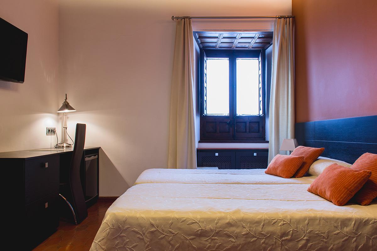 Habitación dos camas