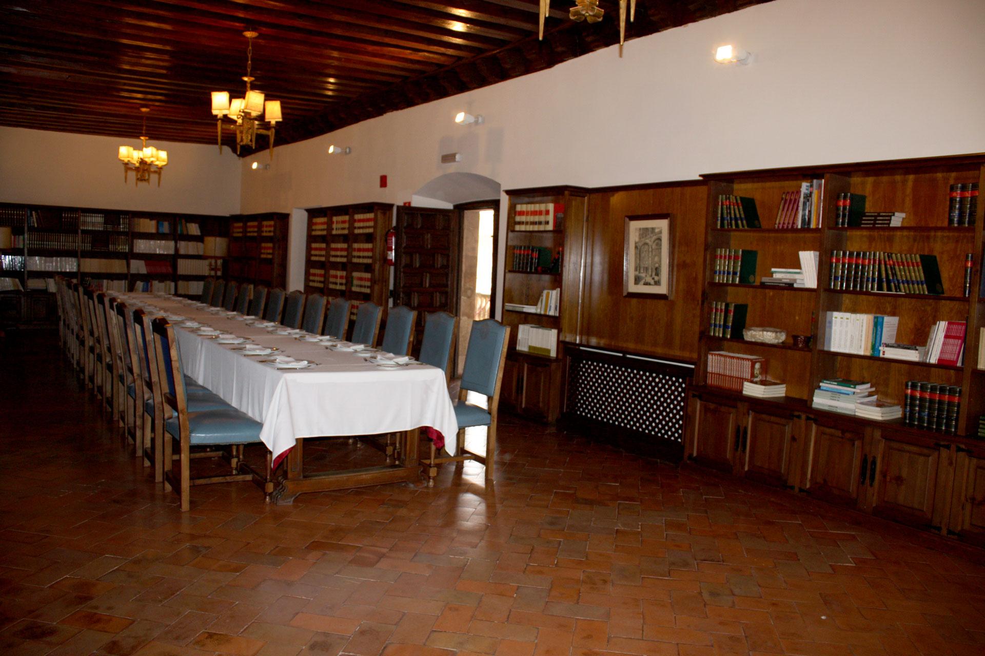 Salón de la Biblioteca
