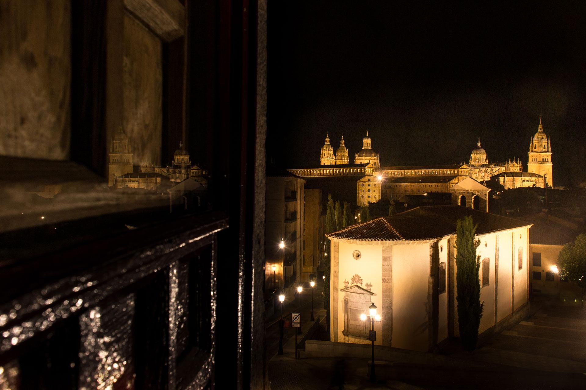Vista de Salamanca